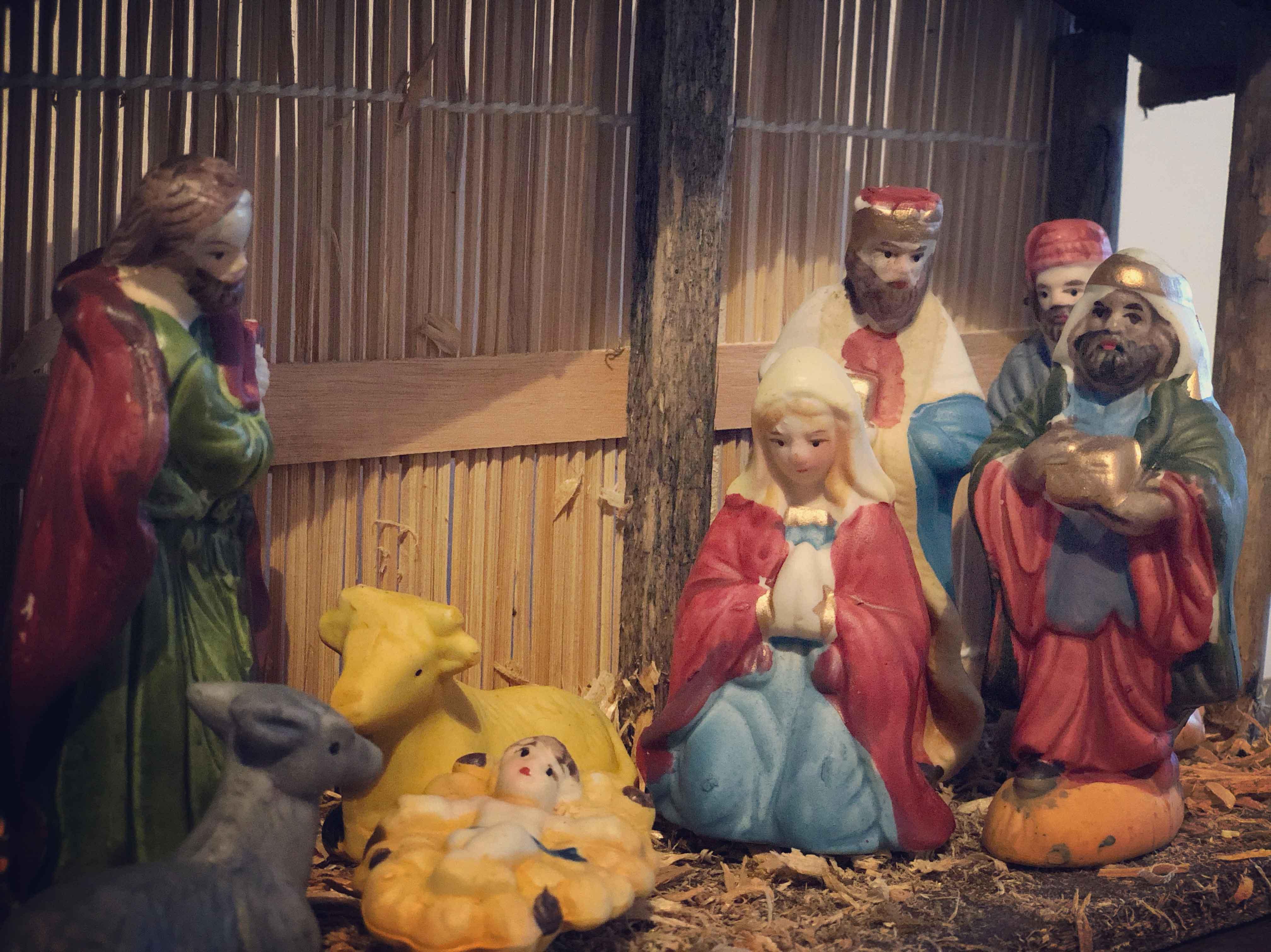 Comment installer (légalement) une crèche de Noël dans sa mairie ?
